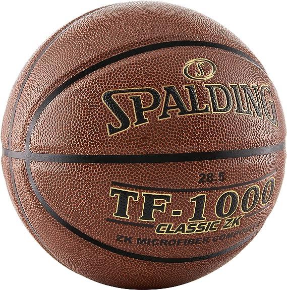 Spalding TF-1000 Balón de Baloncesto clásico para Interiores ...