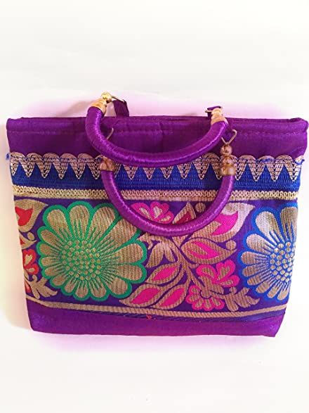 Christmas Special Best Gift For On Festival Christmas Rajasthani  Traditional Brocket Purse Jewellery Pouch Wedding Women