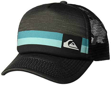 Amazon.com  Quiksilver Men s Seasons Cap Trucker HAT b013e8e5632