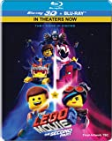 The Lego Movie 2: The Second Part (Steelbook) (Blu-ray 3D & Blu-ray)
