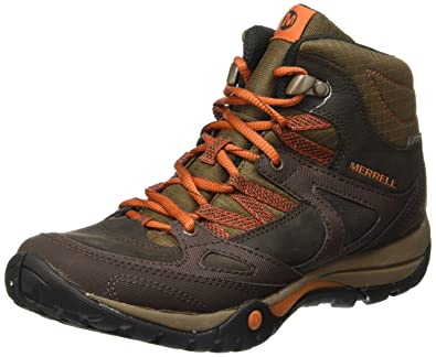 Womens Azura Lapis Mid Waterproof High Rise Hiking Shoes Merrell Clearance Release Dates Clearance Popular CTUN5Zc