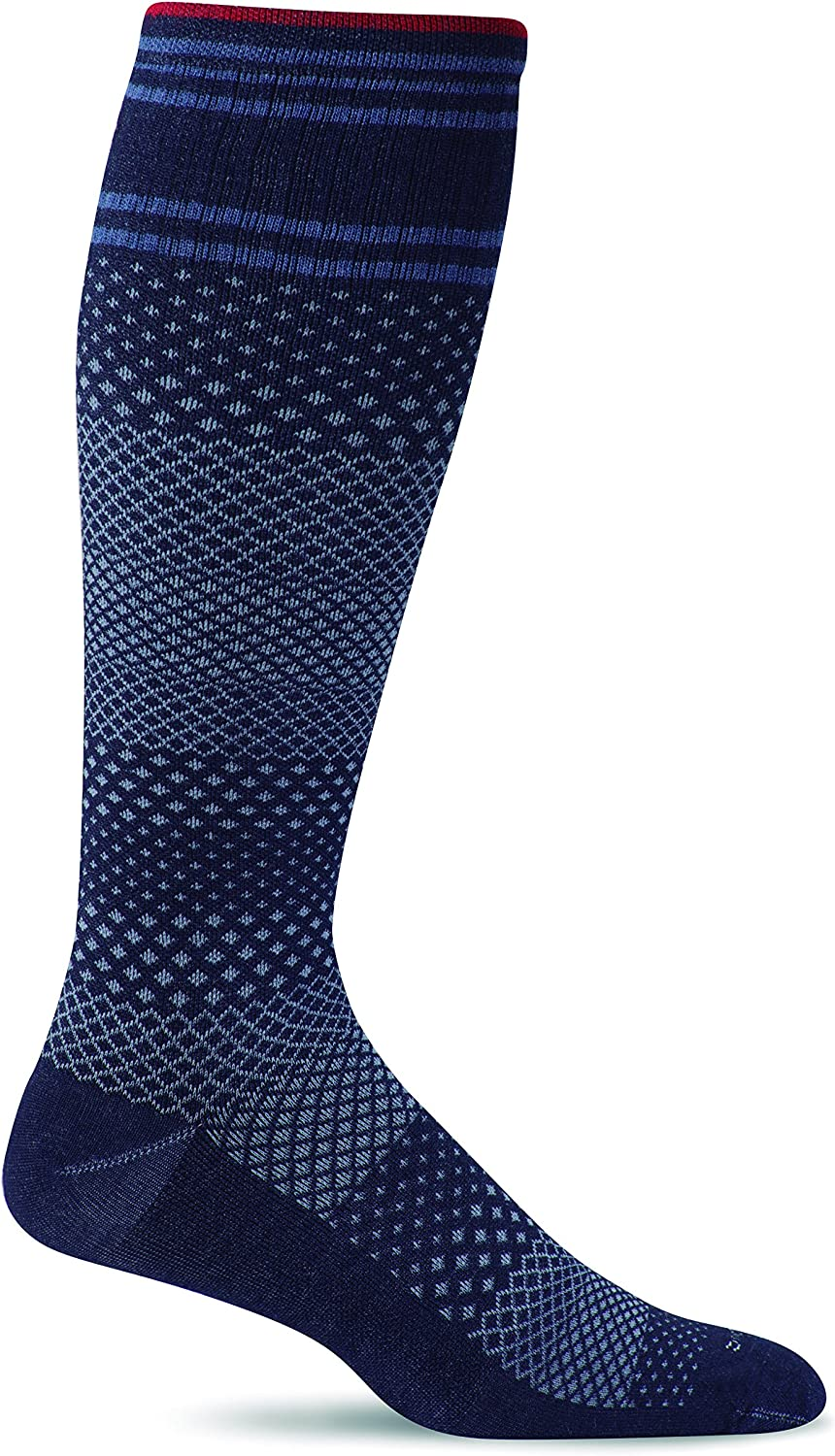 Sockwell Mens Micro Grade Moderate Graduated Compression Socks