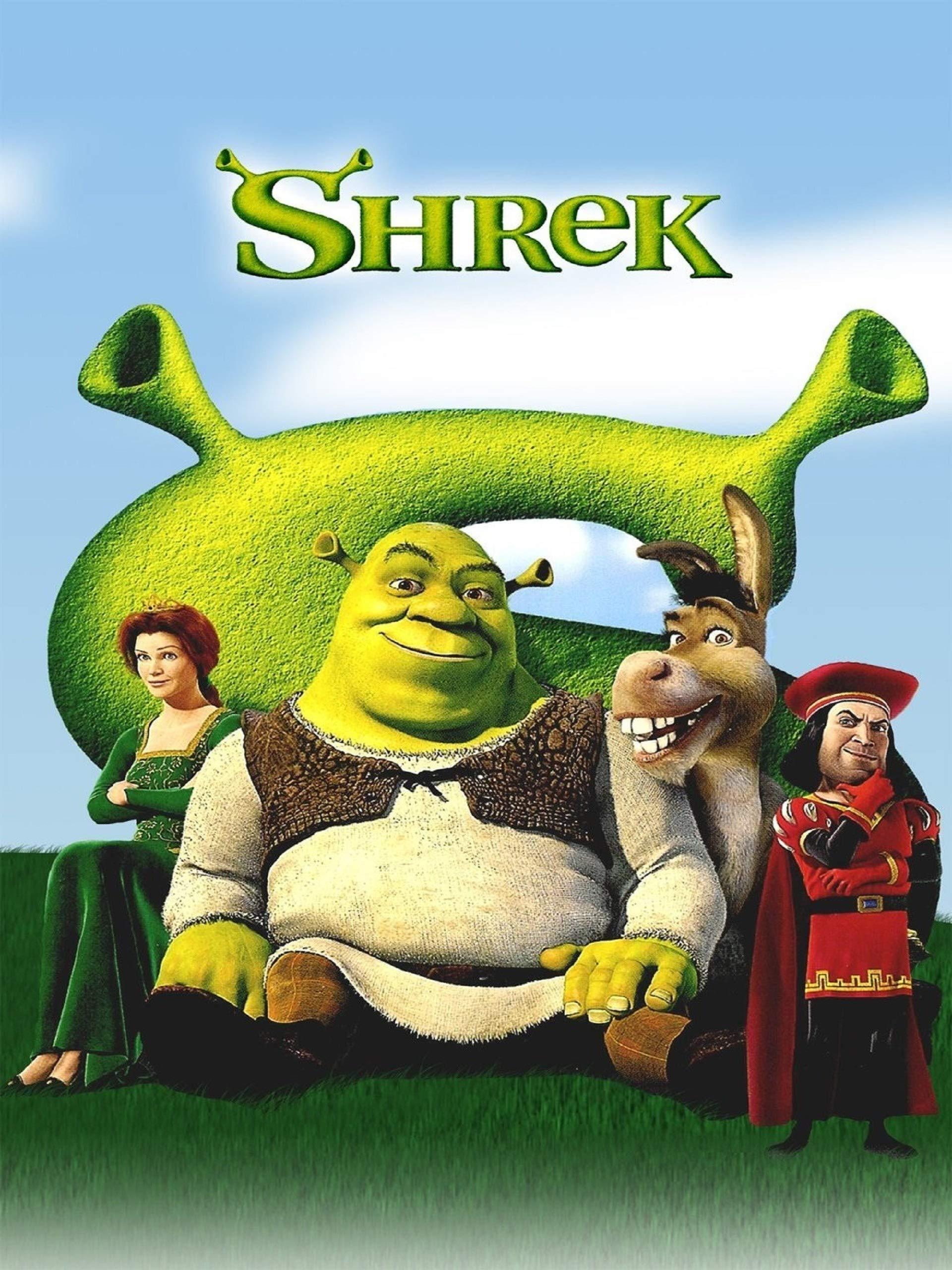 Shrek on Amazon Prime Video UK