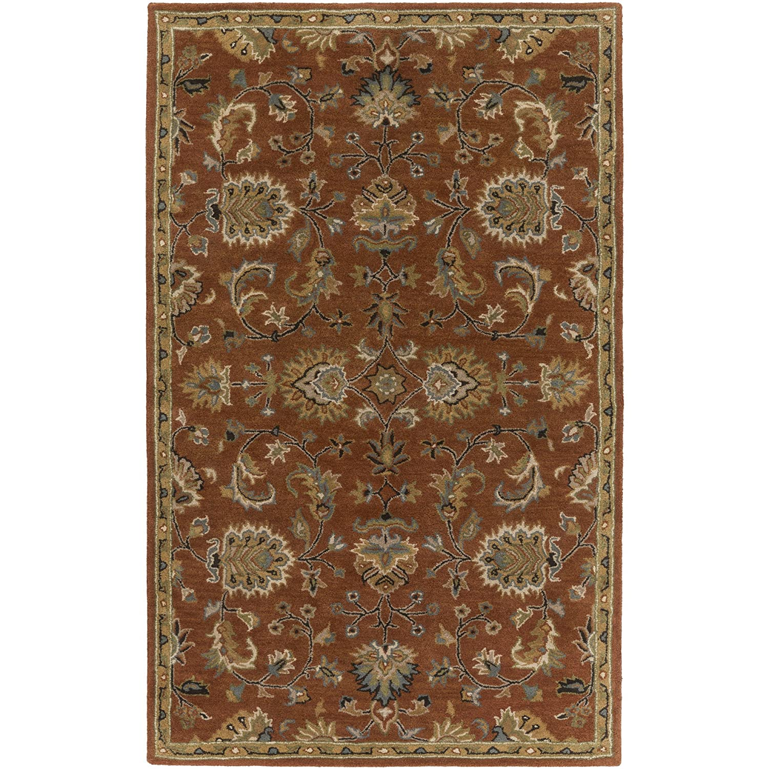 Artistic Weavers AWMD1002-23 Middleton Mallie Rug, 2' x 3' 2' x 3' imported