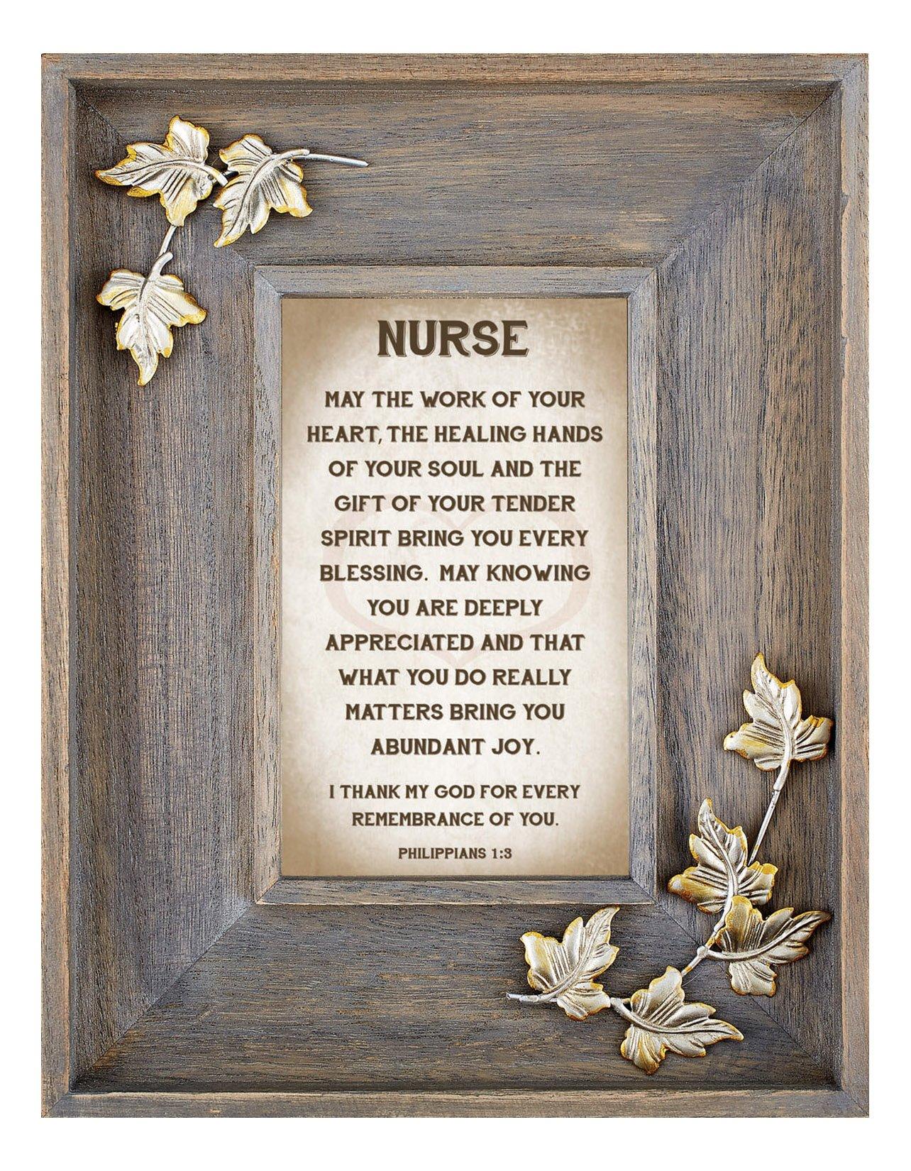 LoveLea Down Home Collection Tabletop Frame, Nurse