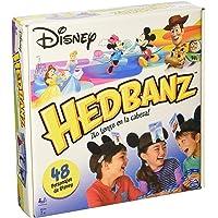 Spin Master BGM HedBanz Disney, 2 Edicion