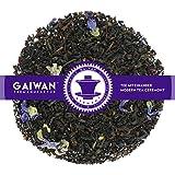 "N° 1199: Tè nero in foglie""Earl Grey Blue Star"" - 100 g - GAIWAN GERMANY - tè in foglie, tè nero dall'India, tè nero dal Vietnam, malva, arancia"