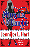Murder À La Flambé (Southern Pasta Shop Mysteries Book 2)