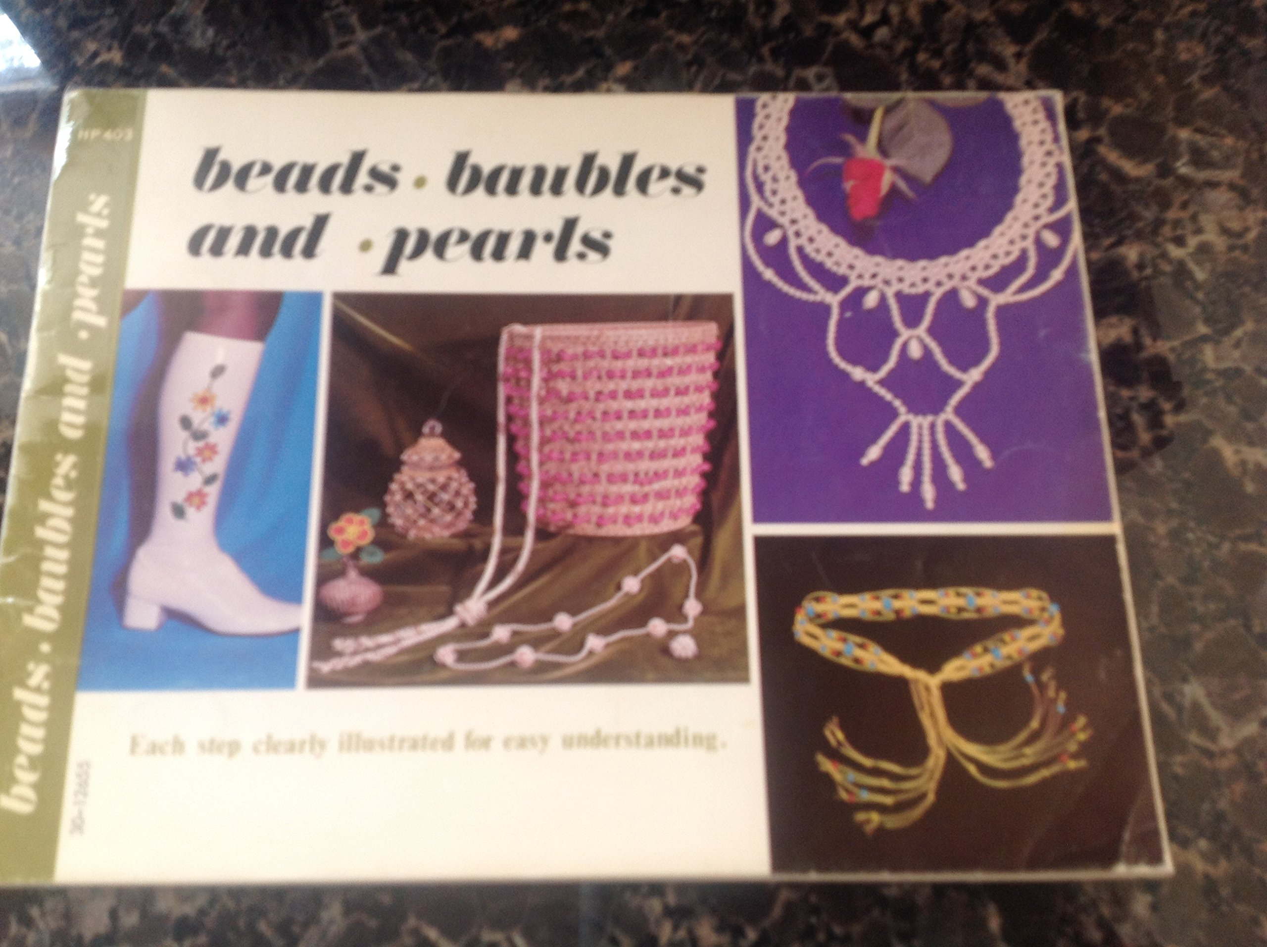Beads Baubles And Pearls Hp 403 Lynn Paulin Amazon Com Books