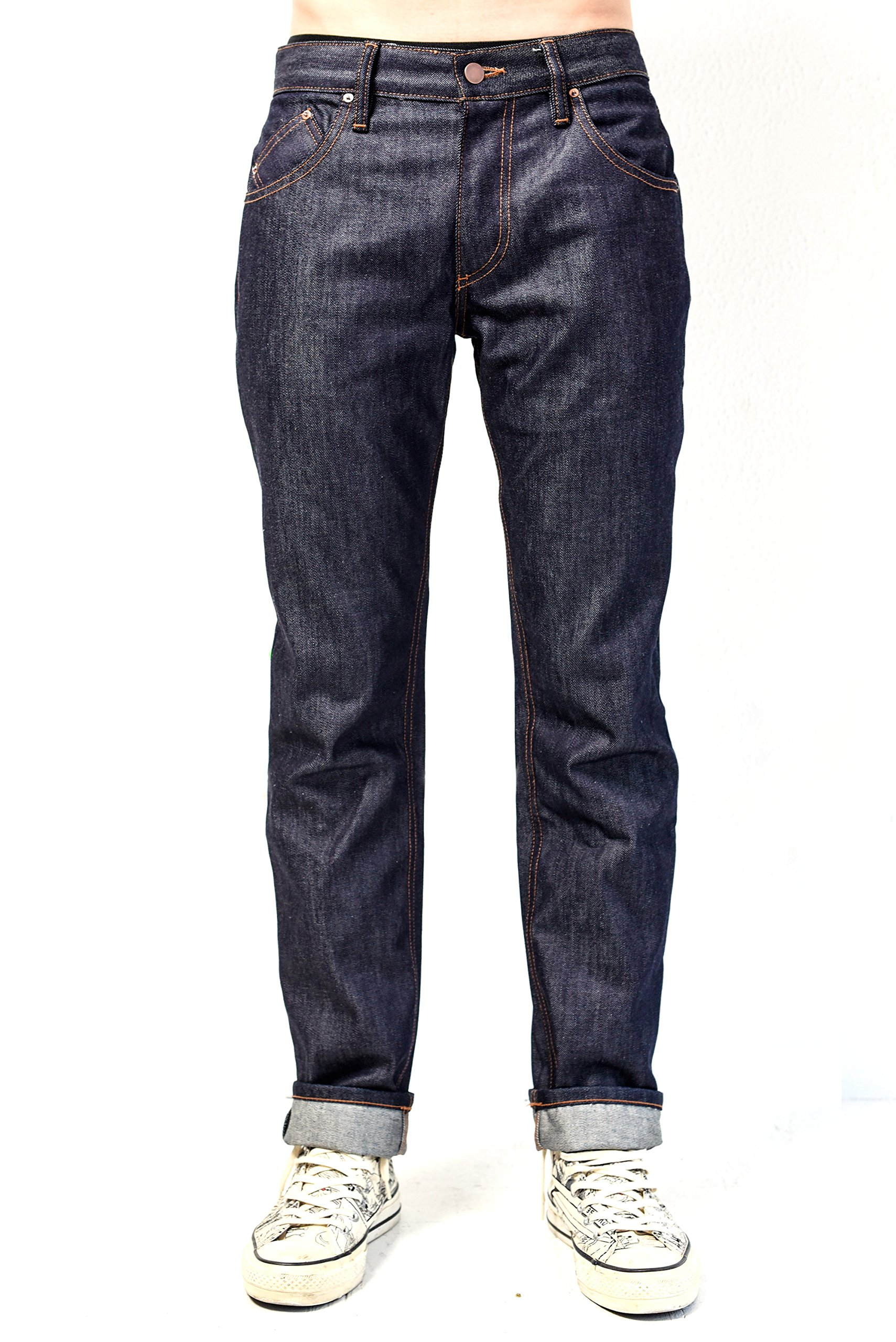 SOURCE Denim Ethical Raw Jeans (Men's)
