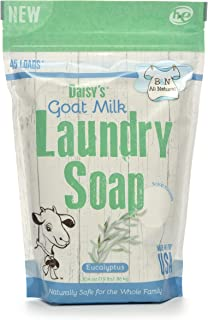product image for Brooke & Nora at Home, Daisy's Goat Milk Laundry Soap, Eucalyptus, 45 Loads