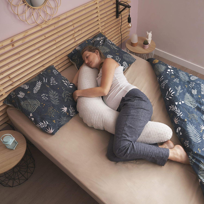 Badabulle Badabulle Fluffy Evolutionary Maternity Pillow