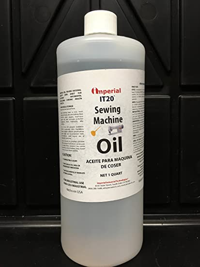 Imperial Sewing Machine Oil 1 quart