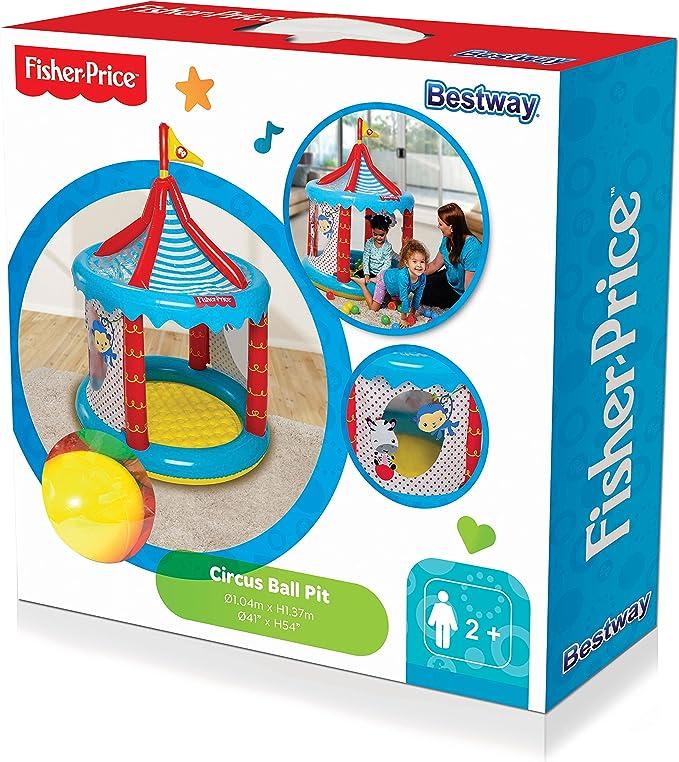 Amazon.com: Bestway Fisher-Price - Tienda de campaña para ...