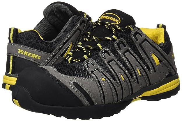 Paredes Helio S1P SRA - zapatillas de seguridad deportivas - gris: Amazon.es: Bricolaje y herramientas