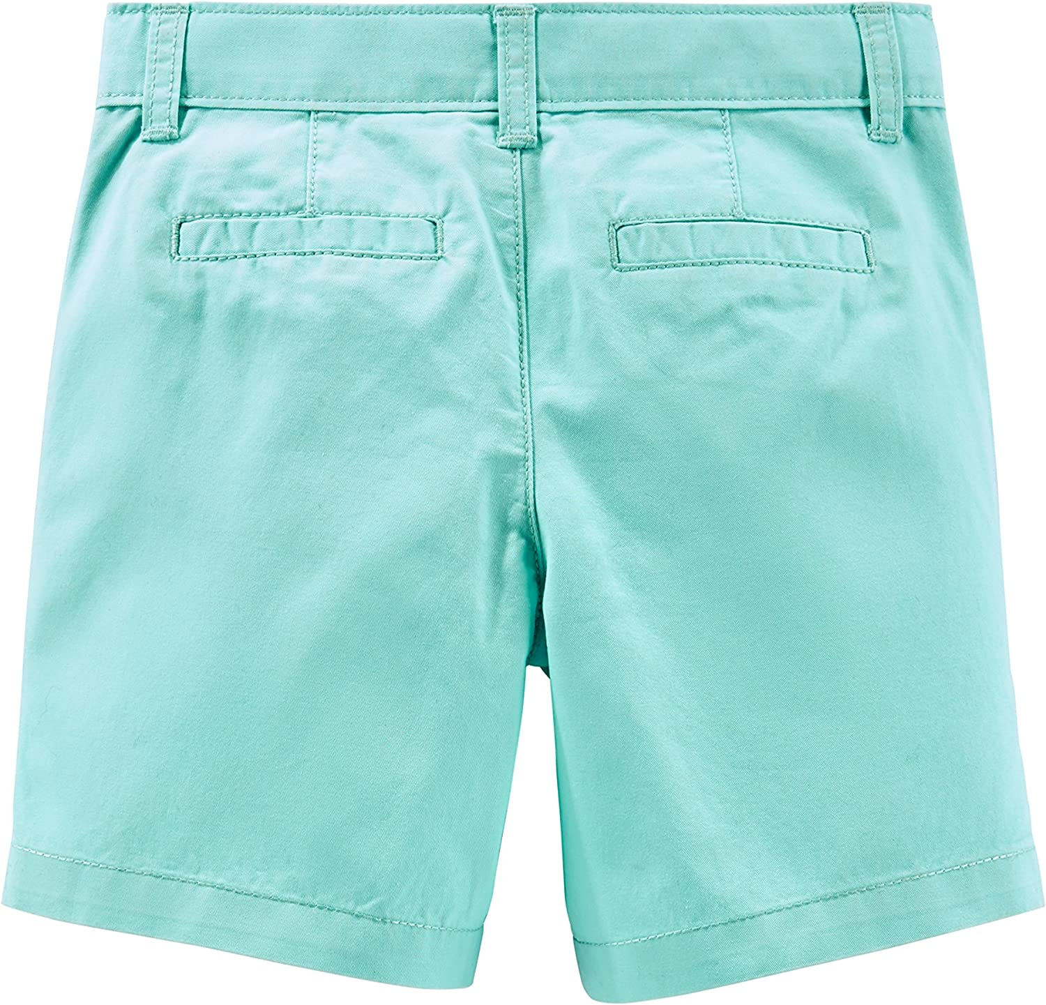 Simple Joys by Carters Boys Toddler 2-Pack Flat Front Shorts