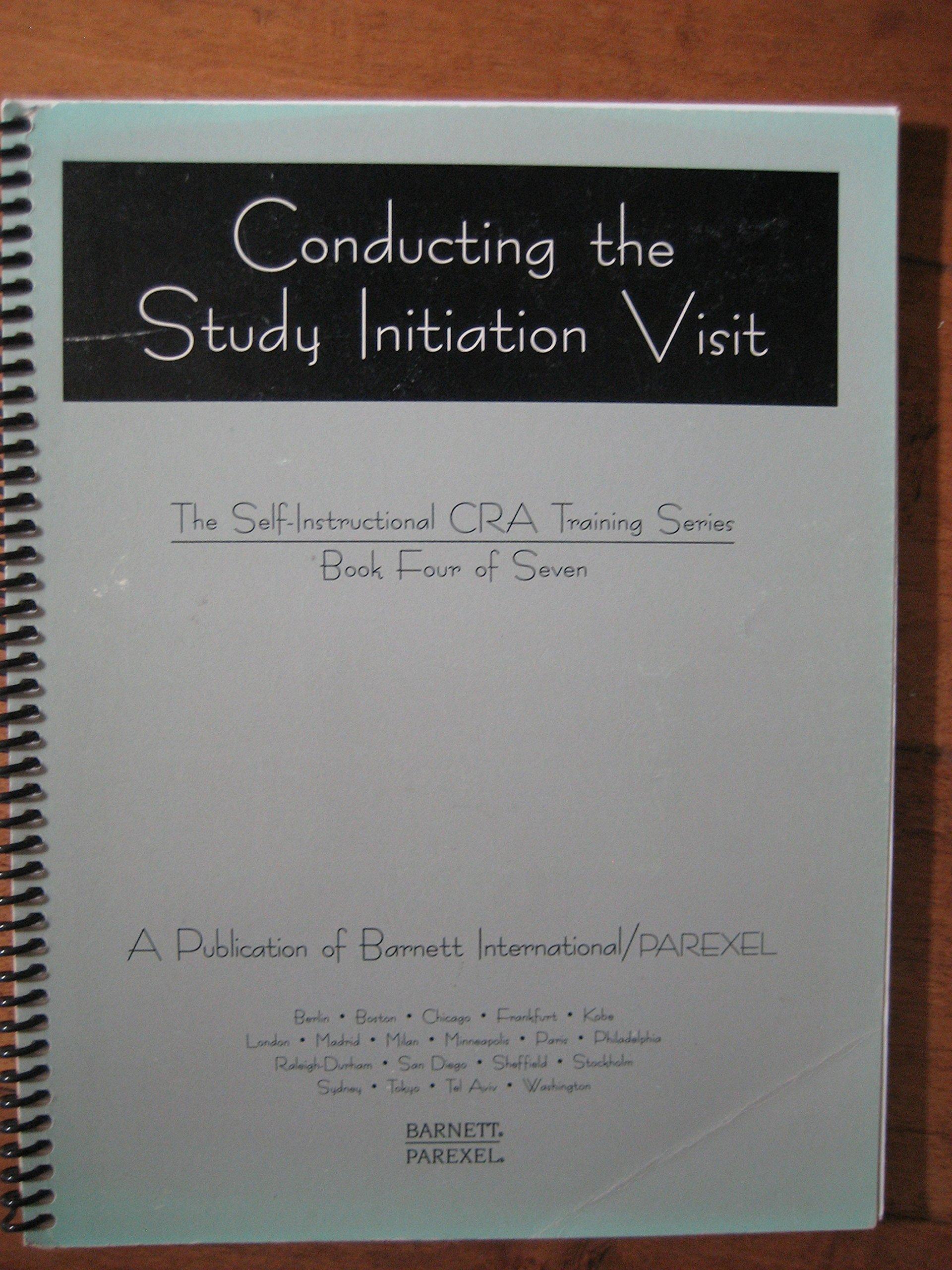 The Self Instructional Cra Training Series Barnett International