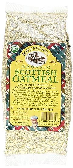 Bobs Red Mill - Harina de avena escocesa orgánica - 20 ...
