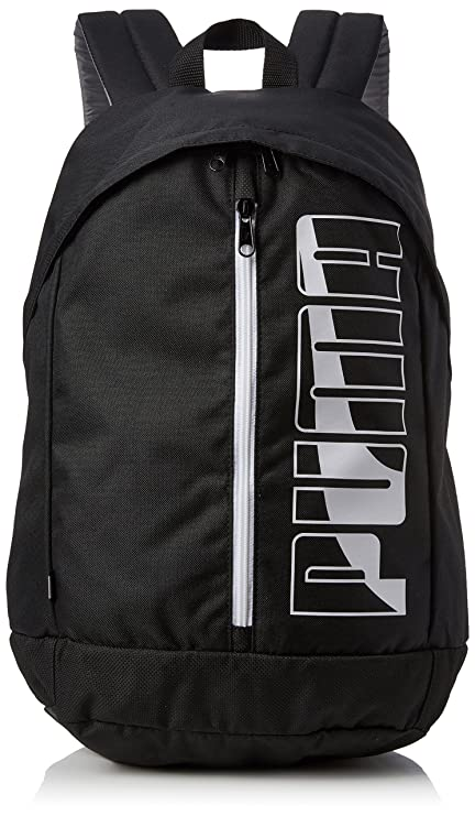 Puma Puma Black Laptop Backpack (7471801)  Amazon.in  Bags, Wallets ... 3de5c5141f