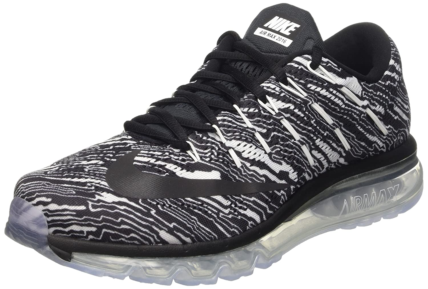 new style 9830a e00d0 Nike Men s Air Max 2016 Print Gymnastics Shoes