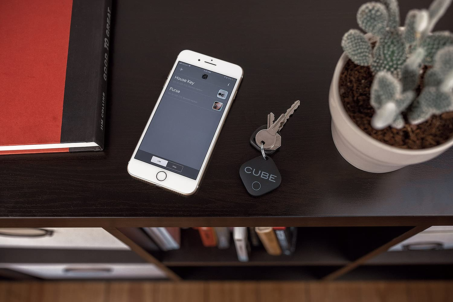 Cube Remote Key / Phone Finder