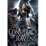 Conspiracy of Ravens (Crawford Investigations Book 1)