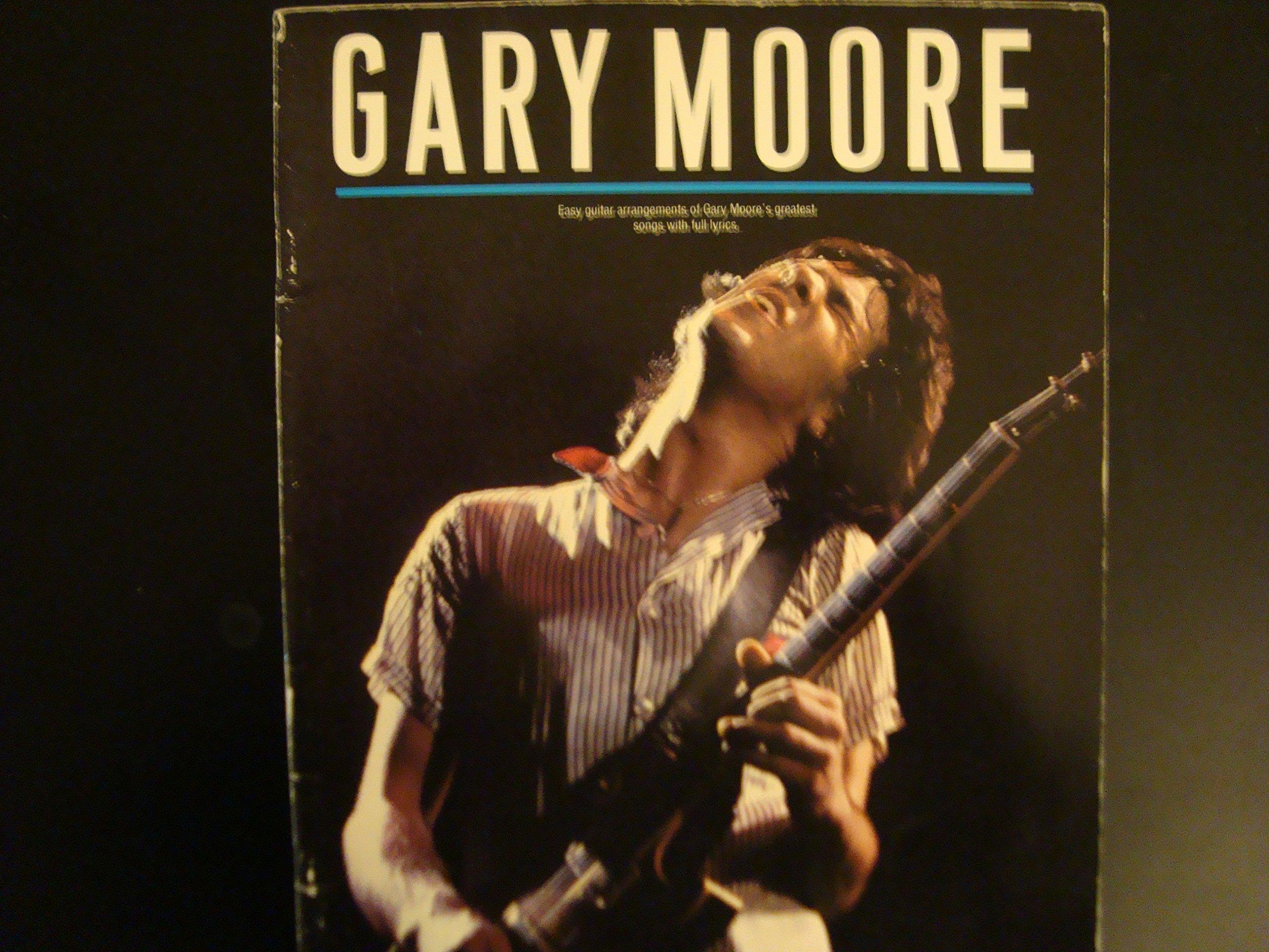 Gary Moore Gary D Moore 9780711909564 Amazon Books