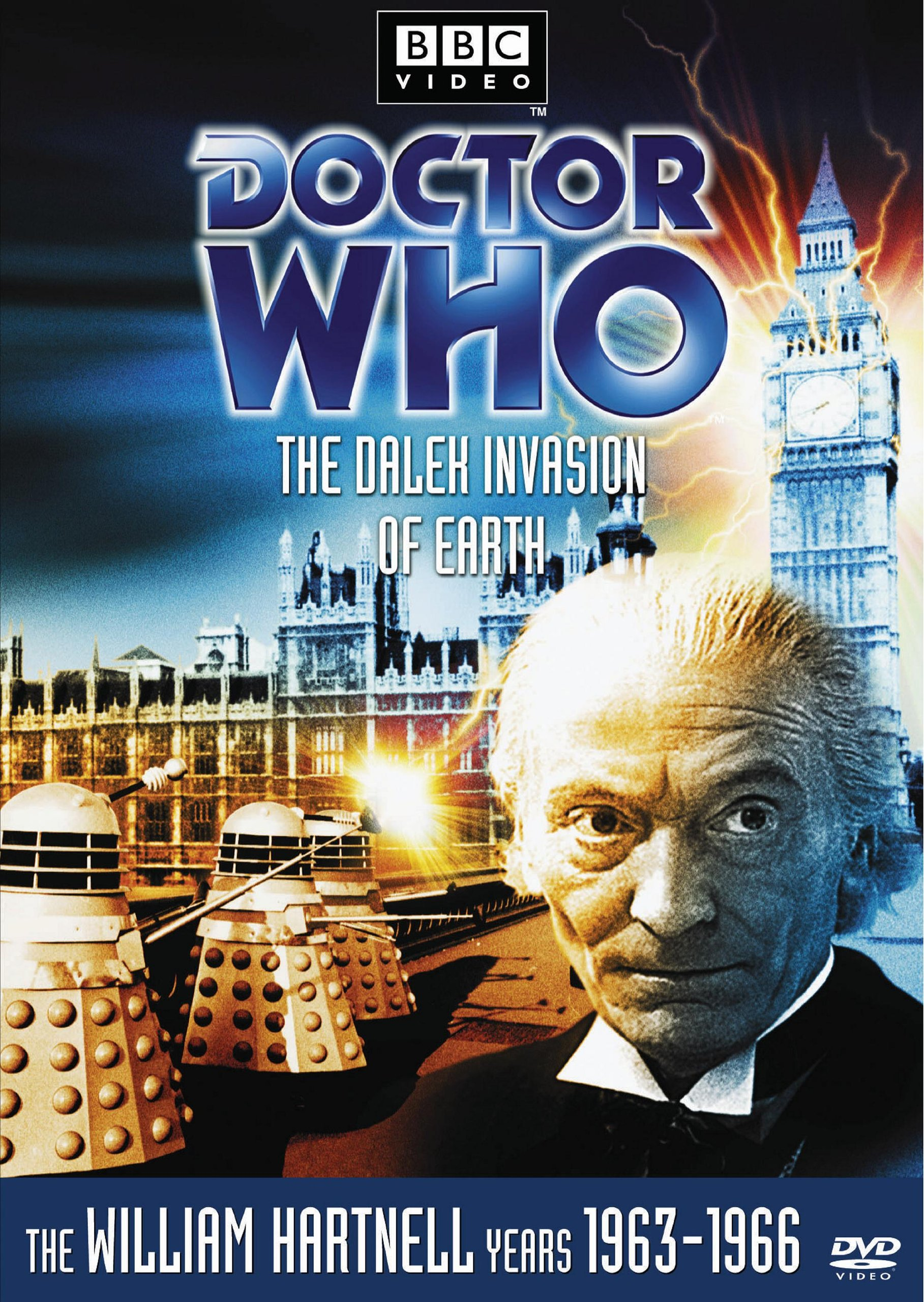 Doctor Who: The Dalek Invasion of Earth (Story 10) by Warner Home Video
