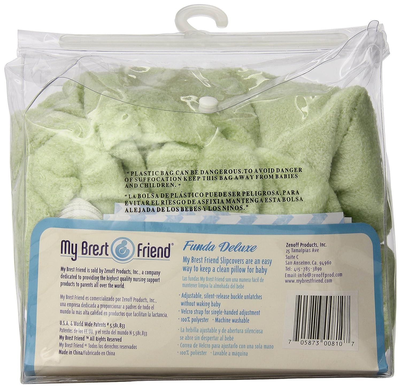 amazon com my brest friend deluxe slipcover green breast