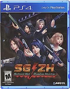 Sgzh School Girl Zombie Hunter (Ps4)