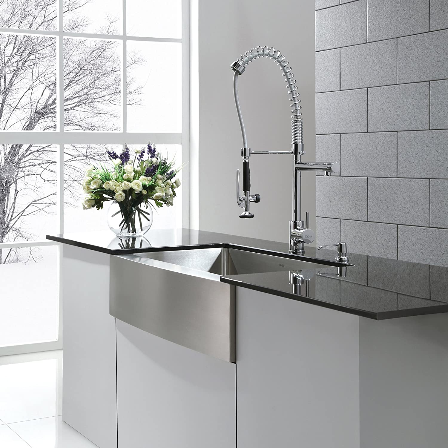 stainless kitchen farmhouse sinks atwood optimum sink steel