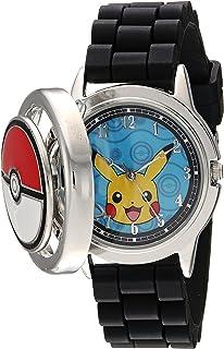 Amazon.com  Pokemon Pokemon Kids  POK3085 Digital Display Quartz ... cc6a7ea24e2e3