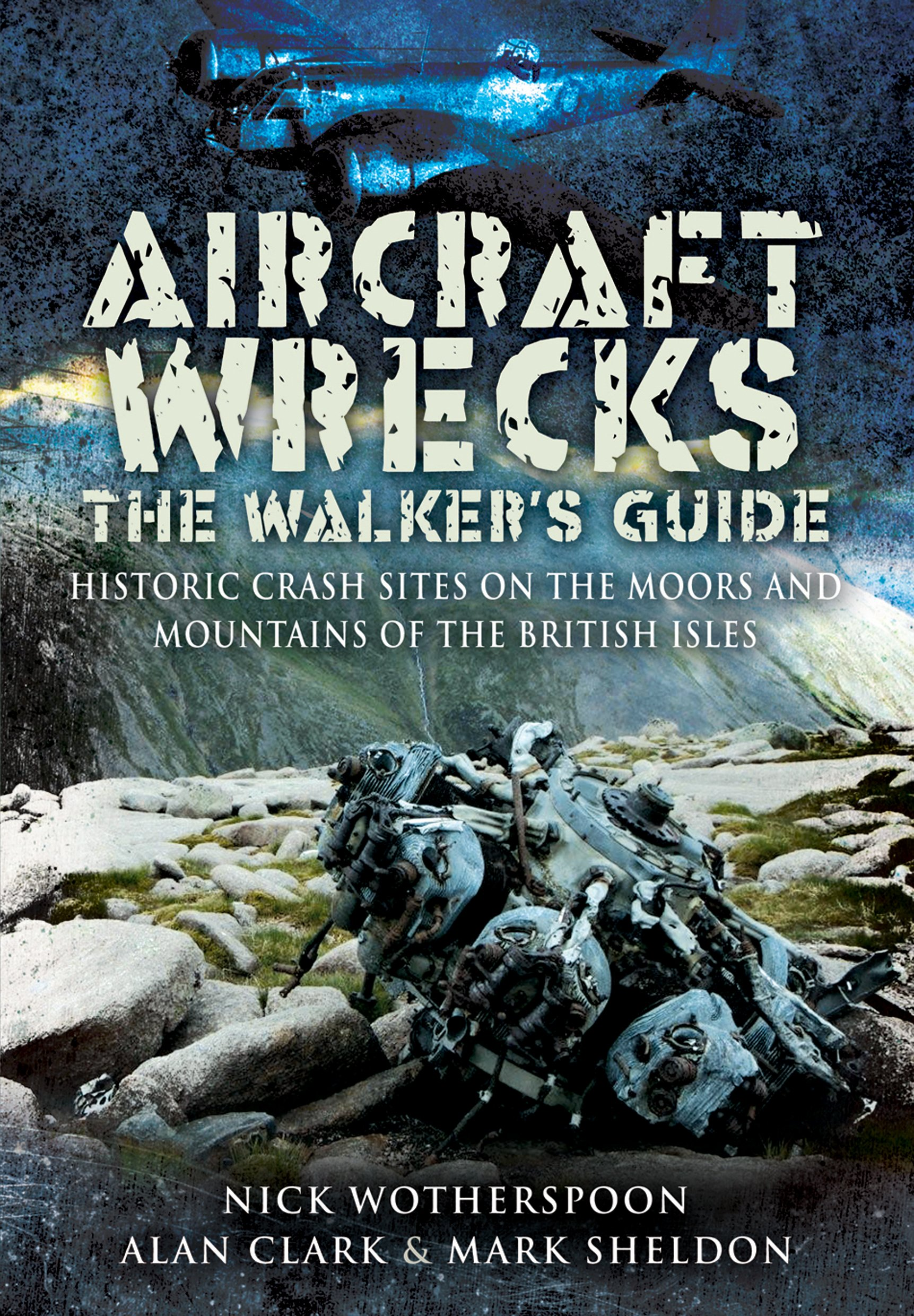 Aircraft Wrecks The Walkers Guide Historic Crash Sites On The - Mountainous aircraft accidents map us