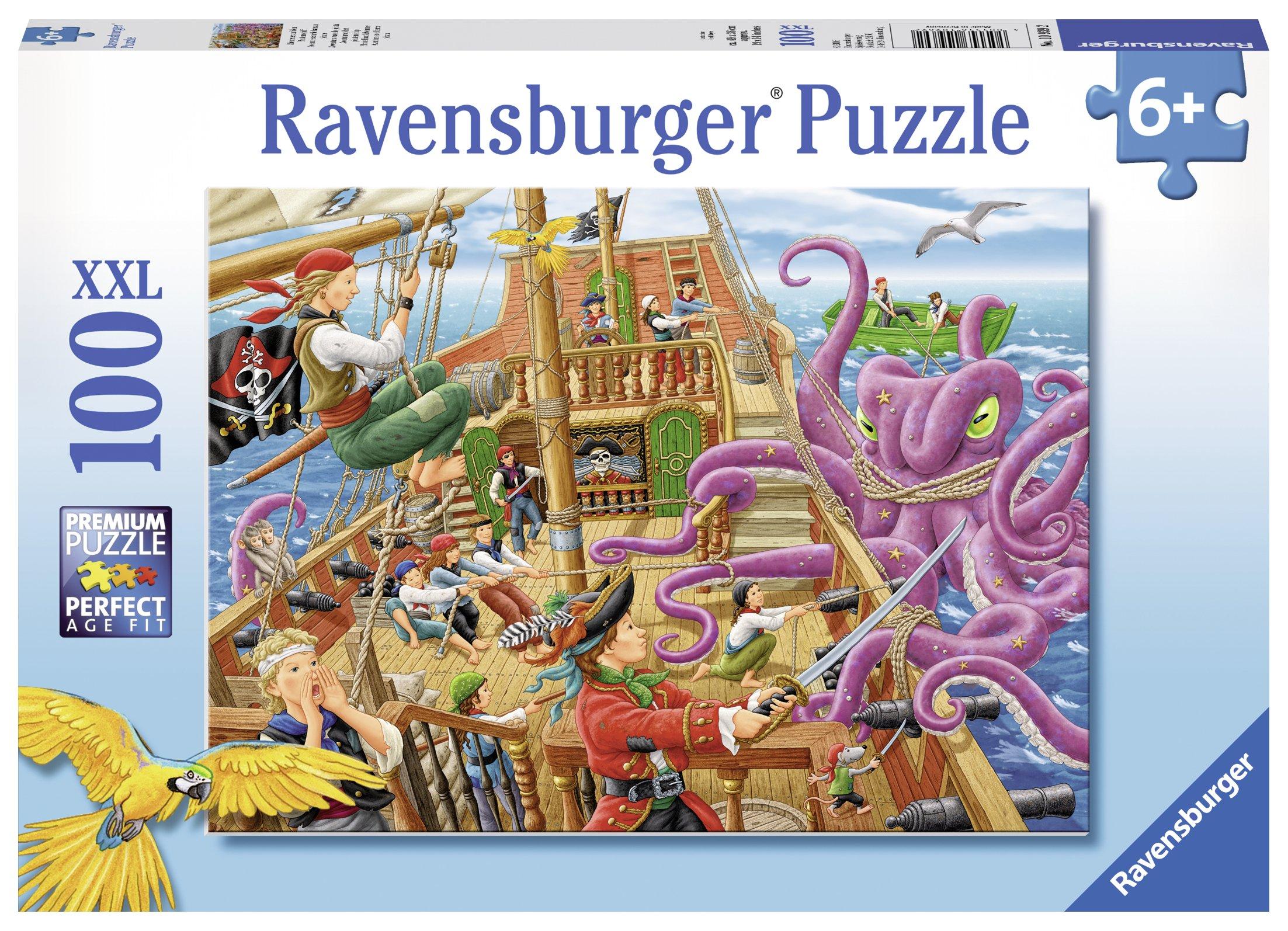 Ravensburger 13695 World of Dinosaurs Jigsaw Puzzles