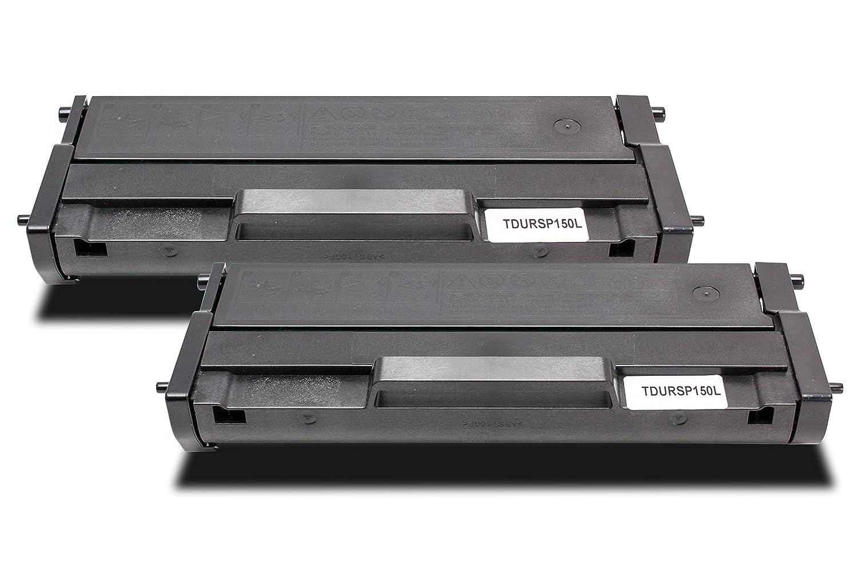 2x Toner ersetzt Ricoh Type 150HC TYPE150HC
