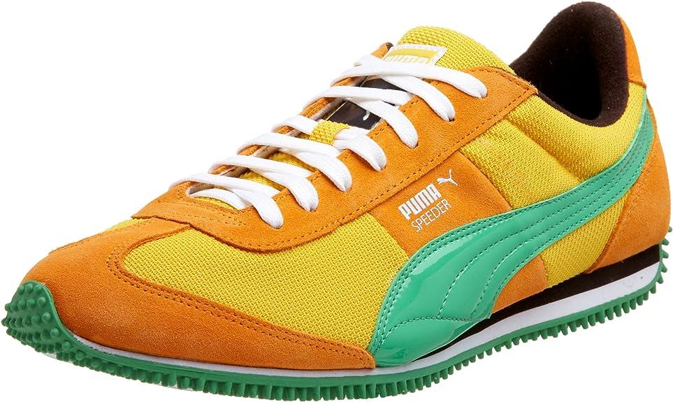 PUMA Men's Speeder Mesh II Sneaker
