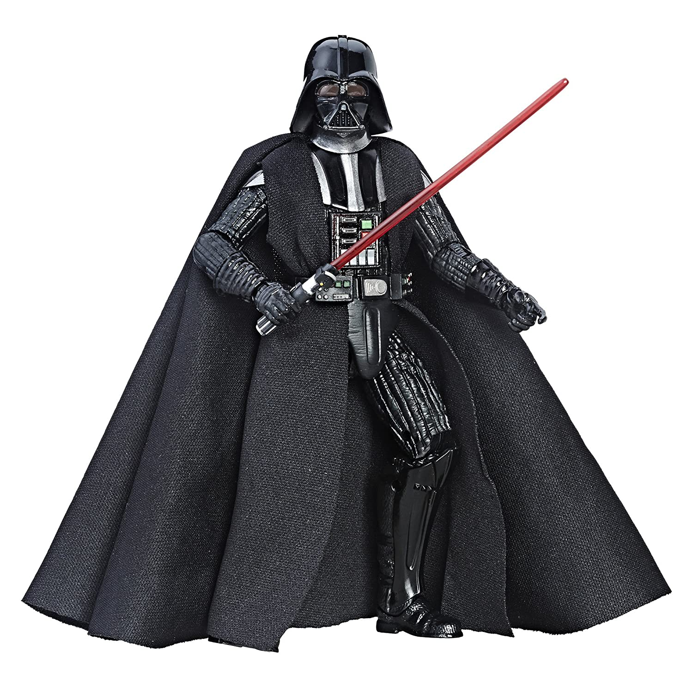 Star Wars The Black Series: Episodio VIII - Los últimos Jedi Darth Vader 15cm Figura de acción