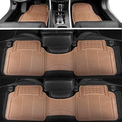2000 2001 Chocolate Brown Driver /& Passenger Floor Mats GGBAILEY Chrysler LHS 1999