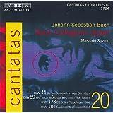 Bach, J.S.: Cantatas, Vol. 20 - Bwv 44, 59, 173, 184