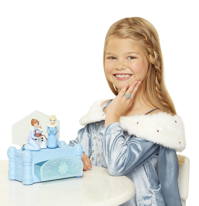 Disney La Reine des neiges Olaf de boîte à mémoire Musicale Jakks Pacific UK Ltd 53167