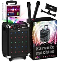 Deals on Karaoke Machine Wireless Microphone Speaker for Kids & Adults
