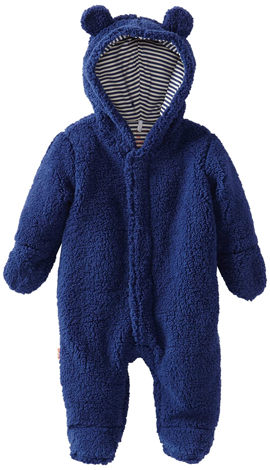Magnificent Baby Baby-Boys Infant Hooded Bear Pram 5028