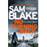 No Turning Back: The new thriller from the #1 bestselling author (The Cathy Connolly Series)