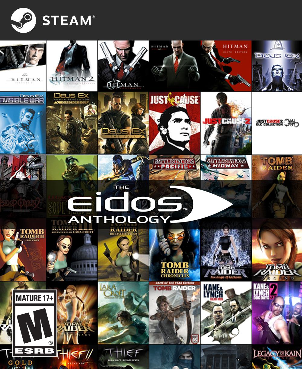 Eidos Anthology [Online Game Code]