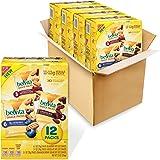 belVita Breakfast Biscuit Bites Variety Pack, 3 Flavors, 4 Boxes of 12 Packs (48 Total Packs)
