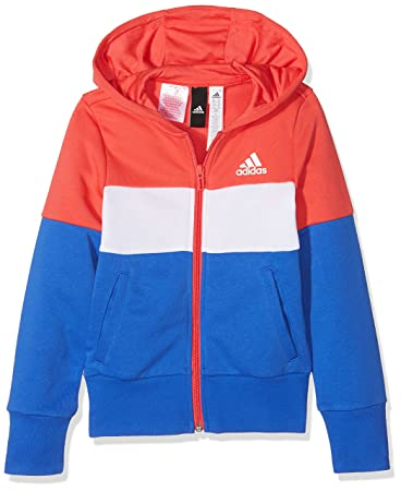 adidas Kinder Sport Id Jacke: : Sport & Freizeit