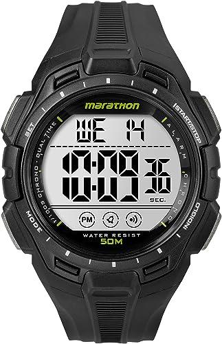 58c793ed7534 Marathon by Timex tamaño Completo Reloj  Amazon.es  Relojes