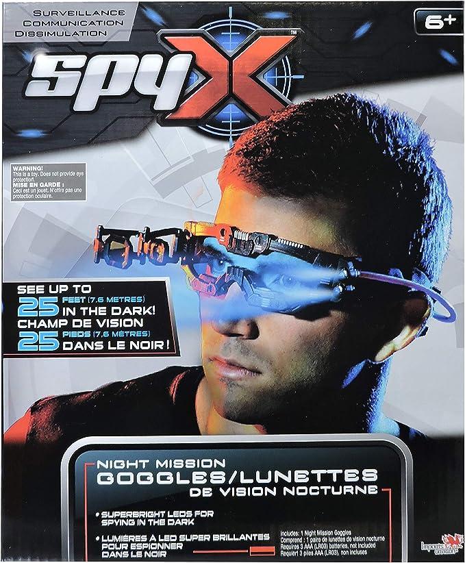 Utility Belt Spy Set avec vision nocturne Lunettes