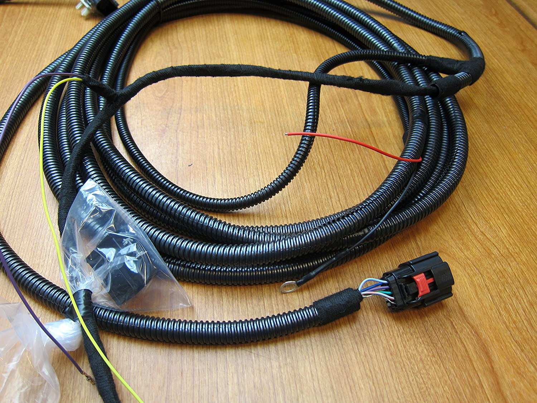 Dodge Ram 1500 2500 3500 Rearview Backup Camera Kit Mopar OEM 82214240AB