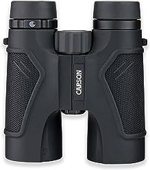 Carson 8x42 3D Series ED Glass HD Binoculars